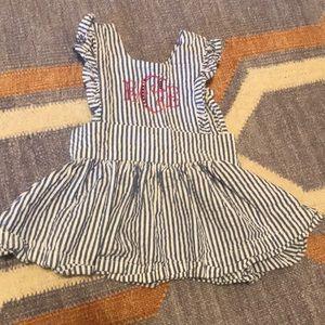 Petite Peony dress